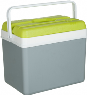 35 Ltr Picnic Cooler Box Grey - 13 Hr Cooler